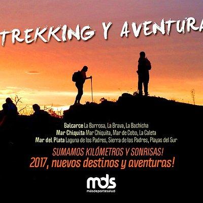 Trekking y Aventura: Realizamos salidas de Turismo Activo en: Mar del Plata, Balcarce, Mar Chiqu