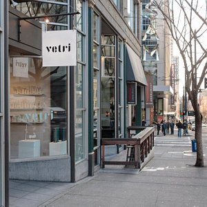 Visit our gallery in downtown Seattle.
