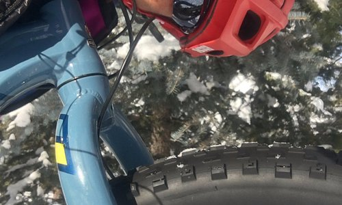 Rent a Fat Bike and ride the trails!