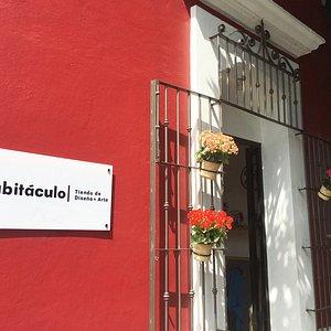 Welcome to Habitáculo, Oaxaca