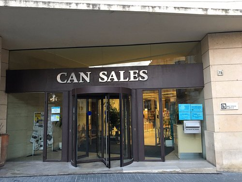 Biblioteca de Palma-Can Sales