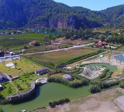 Full sight of KRATER / Dalyan (200m after stadion) Near the River. FREE pick up service in Dalya