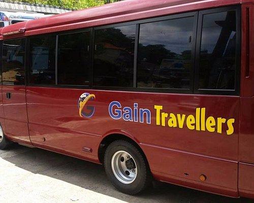 Kandy-Sigiriya Daily Sightseeing Bus