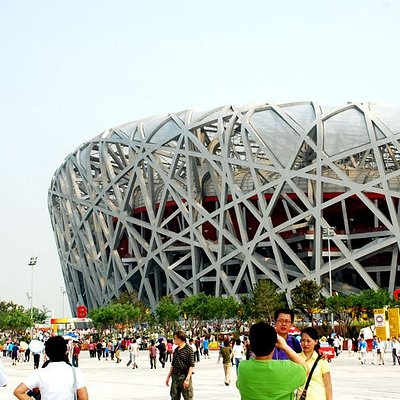 Bird Nest of Olympic Park