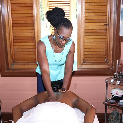 Care Through Touch Spa - Sport Massage treatment with Olympian Akela Jones
