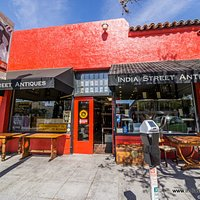 Look for our storefront on India Street at Kalmia in San Diego's North Little Italy (NoLi)