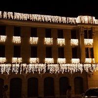 Decoração do Natal Luz no Centro Cultural Palace
