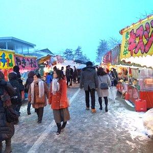 米澤雪燈祭