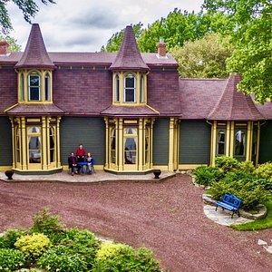 Rose Manor Inn 2016