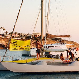 Come and sail this Summer with us. Always a great Sunset will wait for you. Book it now on our s