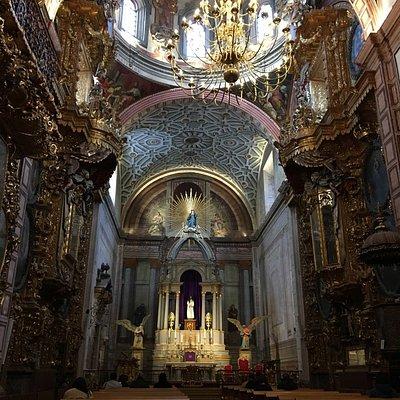 Iglesia de Santa Rosa de Viterbo