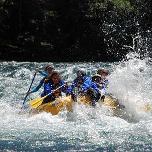 McKenzie River Rafting for the whole family!