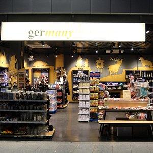 ドイツ製品が幅広く揃っています