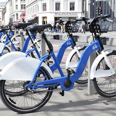 Oslo City Bike