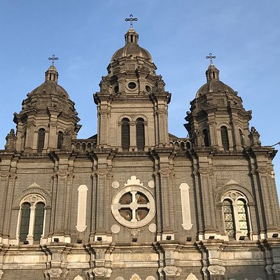 St. Joseph's Cathedral (East/Main Street India Church)
