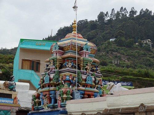 Main gopuram