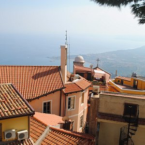 View from Castelmola