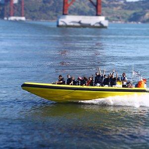 Speedboat Tours!