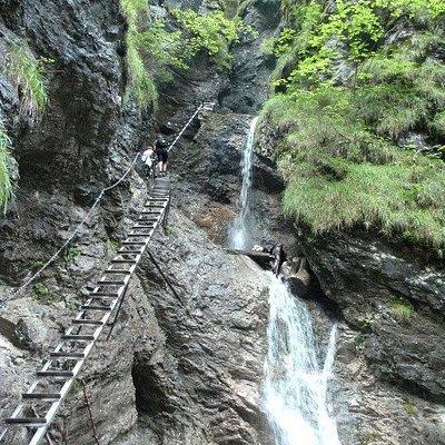 Cascate e scale