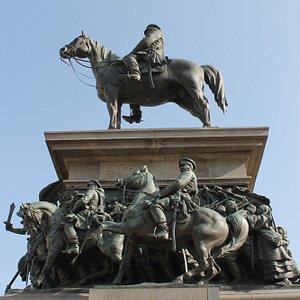 Statua dello Zar Alexander II