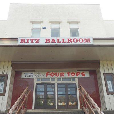 The RITZ BALLROOM - KEEP THE FAITH
