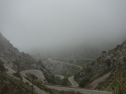 La Carretera de Sa Calobra