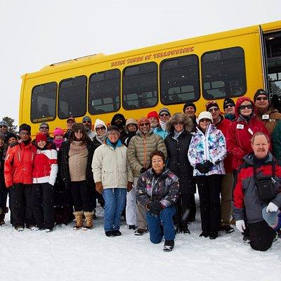Tampa Bay Snow Skiers & Boarders, Big Sky trip, February 2017