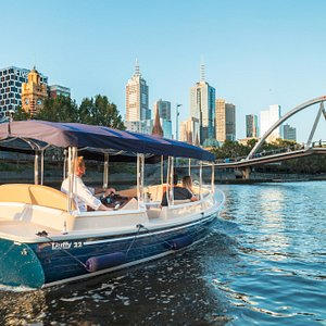 Forget the overcrowded smelly ferries book a private cruise and see Melbourne in style