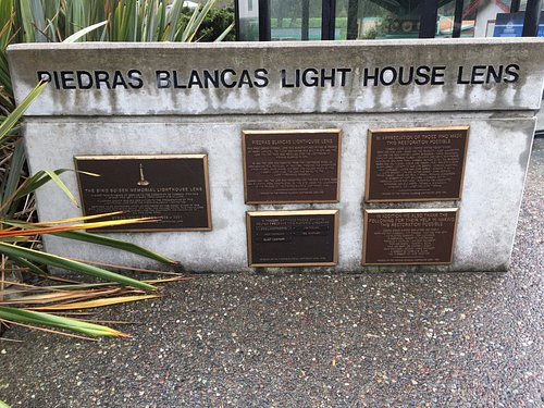 Piedras Blancas Light Station Fresnel Lens