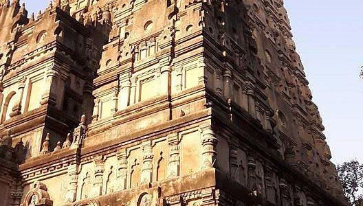 Mahabodh temple