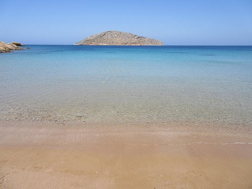 Παραλία Aγίας Κιουράς