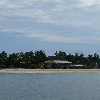 FIJI LAOUTOKA BEACHCOMBER ISLAND