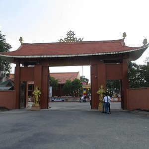 Photo prise par Guy Lazignac_20103_170207_Trúc Lâm Phương Nam_Phong Điền_VN
