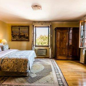Suite Rudolf II. Bedroom