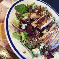 Chicken Pecan Salad