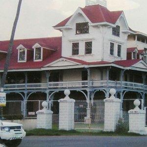 The Siliman Hall