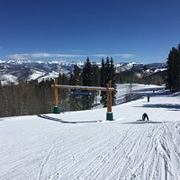Bluebird day at Beaver Creek