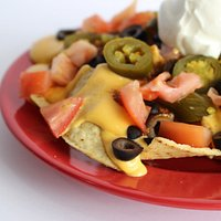 On Wednesday's we do nachos! Choose from traditional taco meat, or sweet pork.