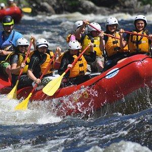 Moosehead Lake Rafting Trips