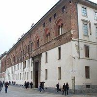 lato verso il Duomo