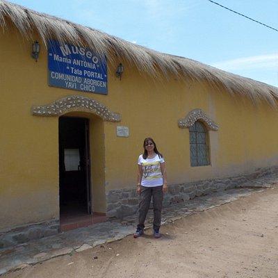 Museo Arqueológico Mama Antonia y Tata Portal