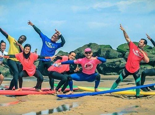 Cours de surf à Lacanau-0céan