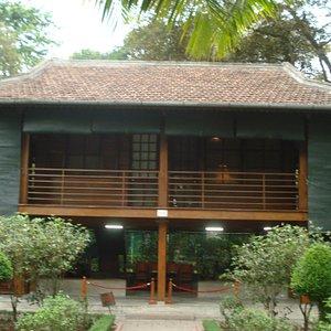 Stilt House Exterior