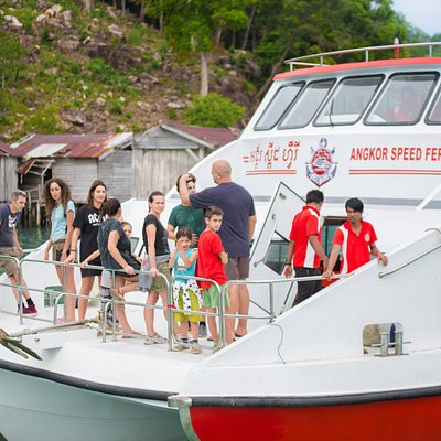 Angkor Speed Ferry