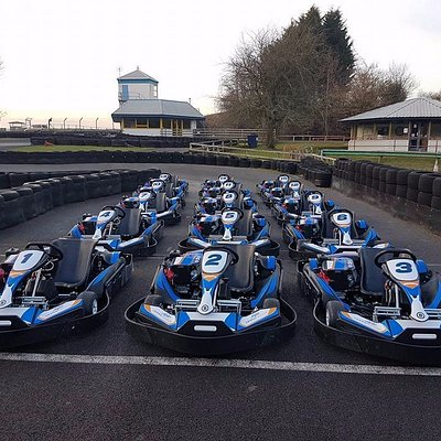 Awesome Fleet of New Karts for 2017