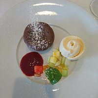 Strålende, syndig dessert :-)