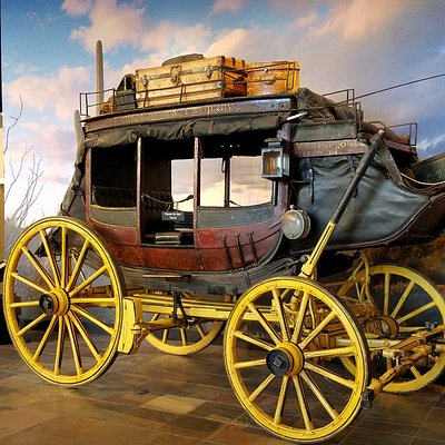 Authentic WF stagecoach