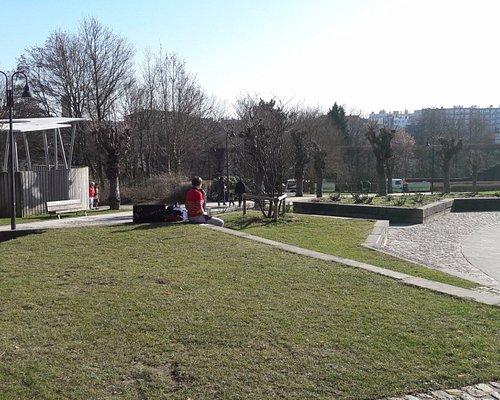 Vue du Parc