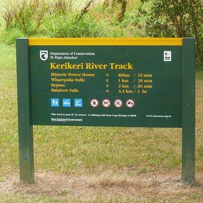 Kerikeri River Track
