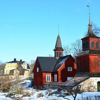 Fagervik Church